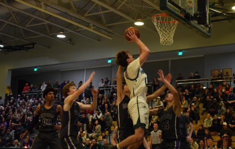 Boys varsity basketball wins CCS Finals