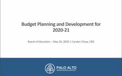 District predicts grim budget