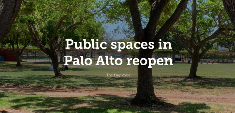 Residents return as Palo Alto parks reopen