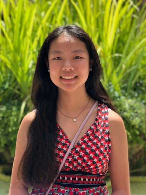 Claire Chen: one of the most-decorated debaters in PAHS history
