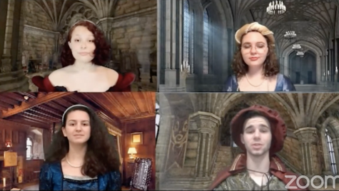 Choirs continue to adapt to virtual setting