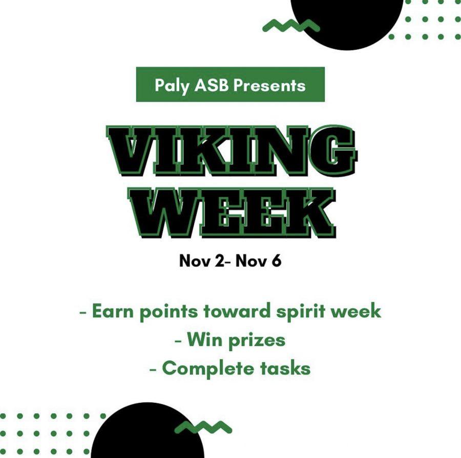 Viking Week puts seniors at Spirit Week advantage