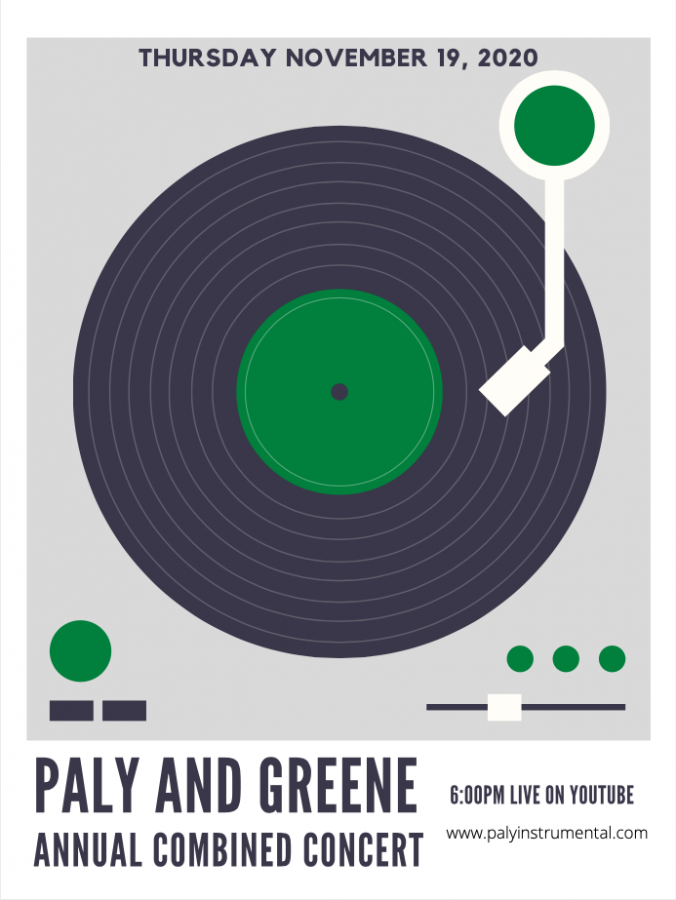 Paly+band+to+perform+with+Greene+band+in+upcoming+concert