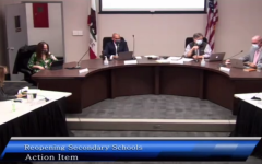 """Gunn High School teachers wrote an open letter to the Palo Alto Unified School District requesting a reconsideration of the reopening plan unanimously passed by the school board. In addition to detailing misleading comments from the meeting, the letter discusses safety risks and damages to student education that could result from the plan. School board member Ken Dauber said the board remains firm on their stance on reopening, nevertheless. """"It would be astonishing if we got through these complicated choices without there being disagreement,"""" Dauber said. """"Doesn't mean that I don't understand the positions that people have or that I'm not listening. It's just that … we're looking, I think, at the total situation, and trying to achieve these outcomes, and serve these values."""""""