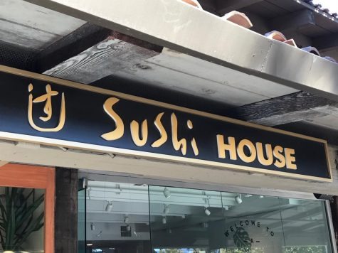 "The Sushi House restaurant has survived over nine months since the Center for Disease Control officially declared COVID-19 a pandemic. ""I can"