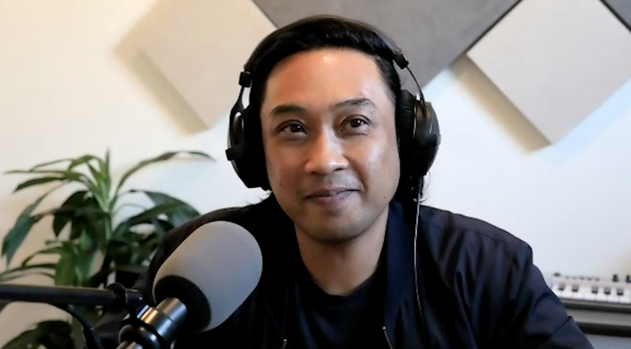 Video: Ed Corpuz shares his journey to becoming a Paly and Gunn media teacher, and more