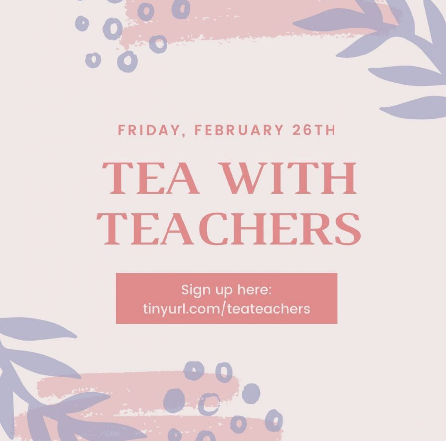 The+upcoming+Tea+with+Teachers+event+offers+students+a+virtual+way+to+connect+with+Palo+Alto+High+School+teachers+and+discuss+shared+interests+at+lunch+on+Friday.+According+to+senior+Cindy+Lui%2C+the+Associated+Student+Body+treasurer+and+member+of+the+Tea+with+Teachers+planning+committee%2C+the+goal+of+the+event+is+to+give+students+an+opportunity+to+get+to+know+both+their+own+teachers+and+others+that+they+may+have+in+the+future.+%E2%80%9CHopefully%2C+it+will+increase+the+sense+of+community+at+Paly%2C+especially+between+underclassmen%2C+especially+freshmen%2C+and+the+teacher+community%2C%E2%80%9D+Lui+said.+%E2%80%9CI+hope+this+opportunity+will+be+a+chance+for+them+to+know+each+other+better+and+spark+some+dialogues+between+the+two%2C+which+I+feel+like+rarely+intersect+except+in+a+typical+classroom+setting.%E2%80%9D+Photo%3A+Paly+ASB