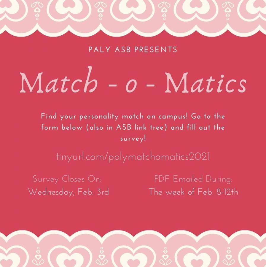 ASB hosts remote Valentine's Week