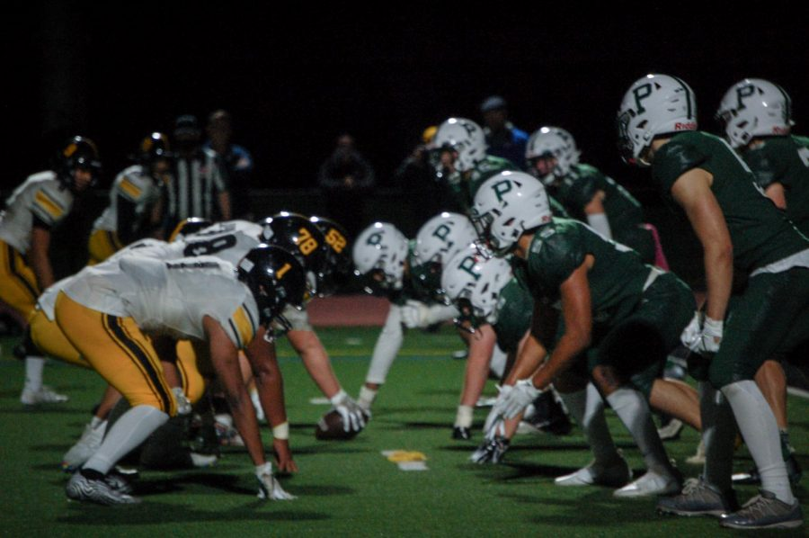 Football to host Milpitas after loss to Mountain View
