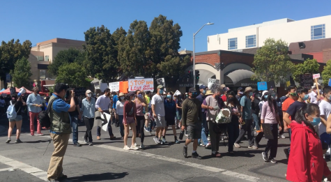 Paly student leaders rally against Asian hate