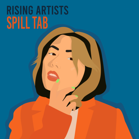 Rising Artists Podcast: Spill Tab